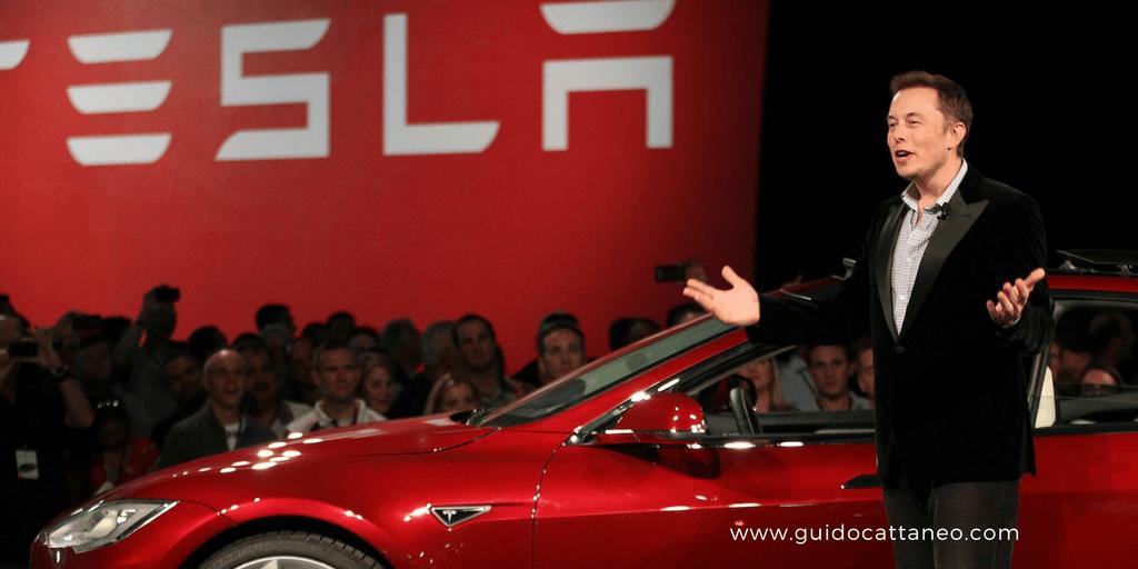 Este email de Elon Musk a los empleados de Tesla es una muestra de Excelente Comunicación
