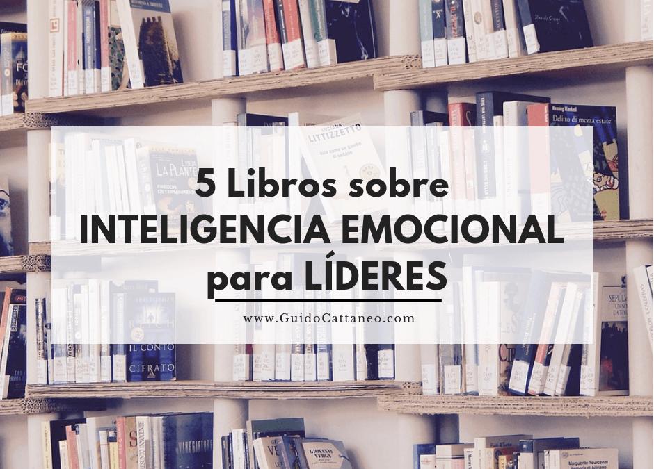 5 libros sobre inteligencia emocional para líderes
